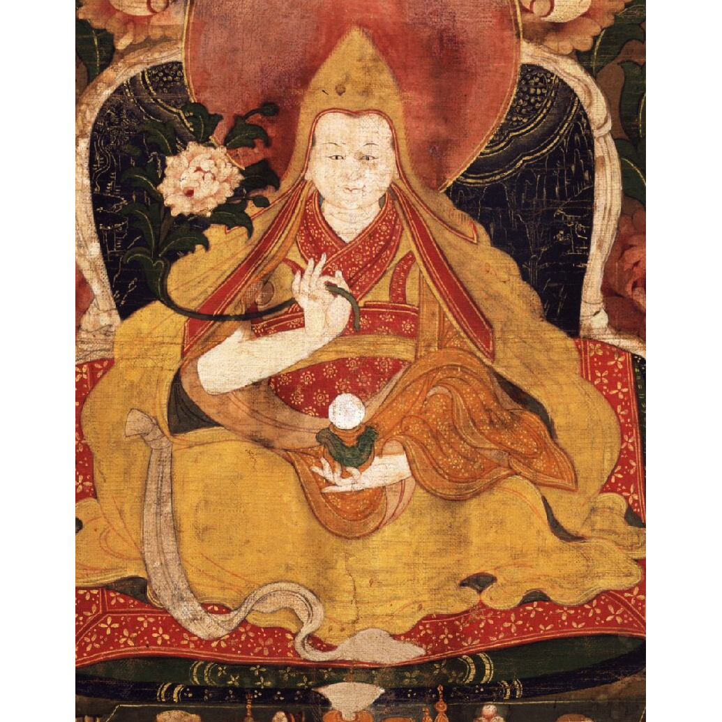 The Seventh Dalai Lama