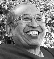 Khenchen Thrangu Rinpoche