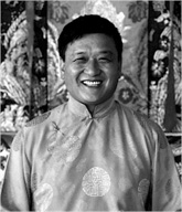Tenzin Wangyal Rinpoche