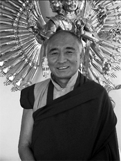 Khenpo Tsewang Dongyal Rinpoche