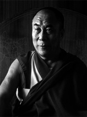 H.H. the Dalai Lama