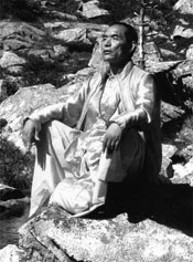 Nyoshul Khenpo Rinpoche