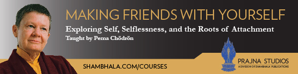 Making Friends with Yourself course