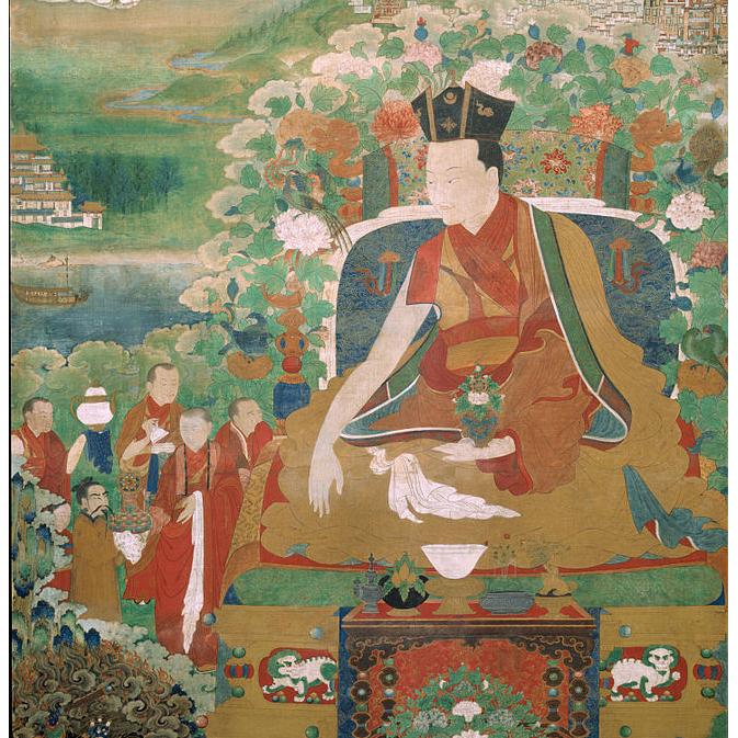 Ninth Karmapa Wangchuk Dorje