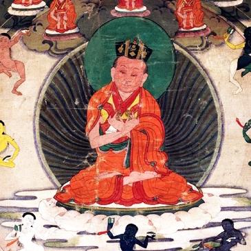 The Eighth Karmapa Mikyo Dorje