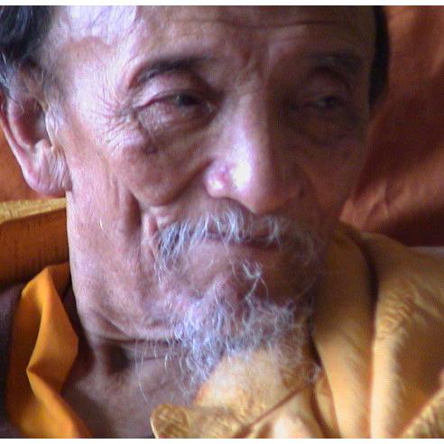 Chogye Trichen Rinpoche