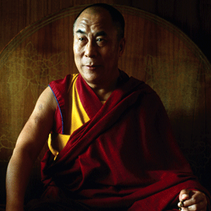 H.H. the Fourteenth Dalai Lama