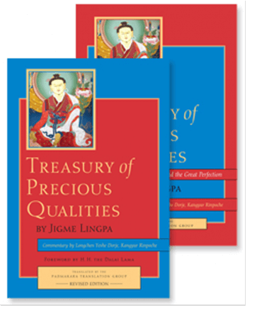 Jigme Lingpa's Treasury of Precious Qualities