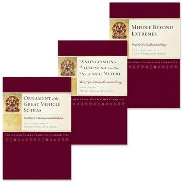 The Maitreya Texts