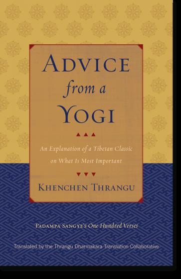 Advice from a Yogi