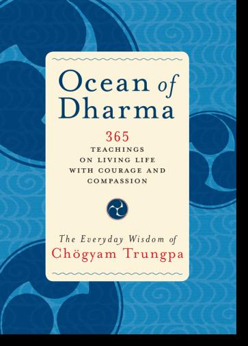 Ocean of Dharma