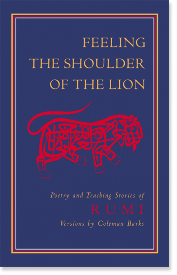 Feeling the Shoulder of the Lion