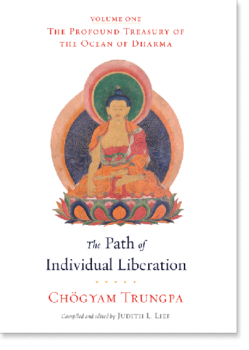 The Path of Individual Liberation (volume 1)