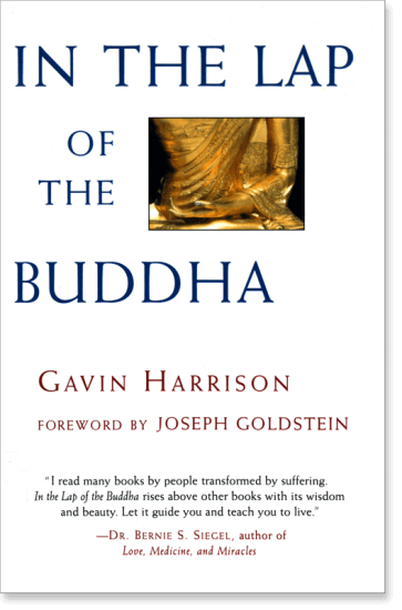 In the Lap of the Buddha