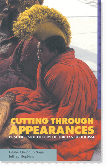 Cutting Through Appearances