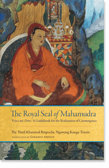 The Royal Seal of Mahamudra