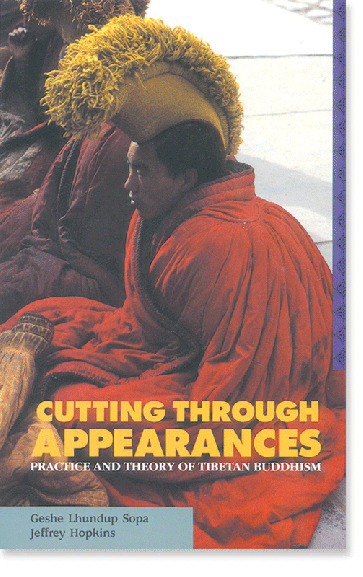 Cutting Through Appearances