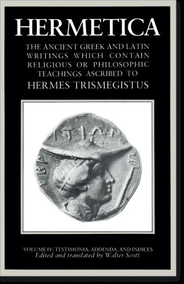 Hermetica: Volume Four