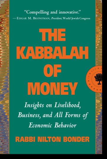 The Kabbalah of Money