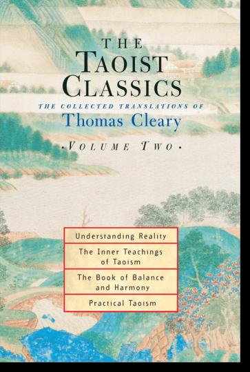 The Taoist Classics (Volume 2)