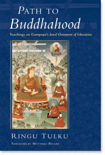 Path to Buddhahood