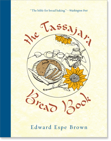 The Tassajara Bread Book