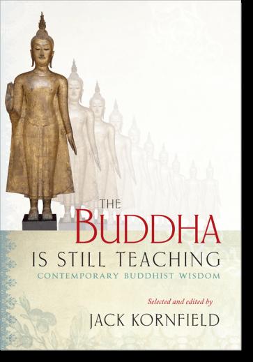 The Buddha Is Still Teaching