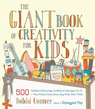 The Giant Book of Creativity for Kids