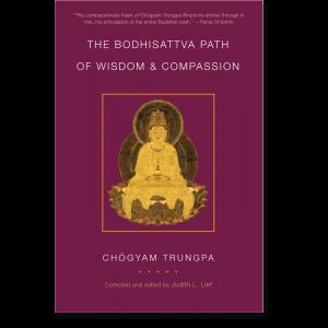 Chogyam trungpa archives shambhala the bodhisattva path of wisdom and compassion volume 2 fandeluxe Images