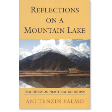 Reflections on a Mountain Lake