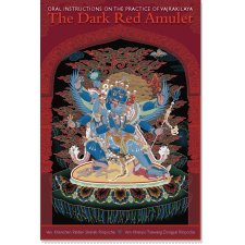 The Dark Red Amulet