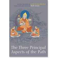The Three Principal Aspects of the Path