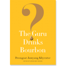 The Guru Drinks Bourbon?