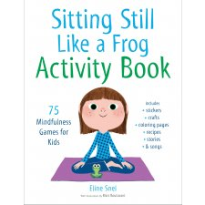 Sitting Still Like a Frog Activity Book