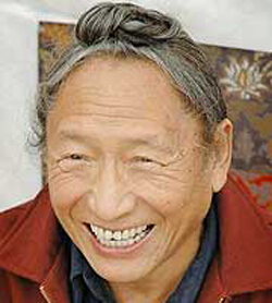The Passing of Lama Tharchin Rinpoche