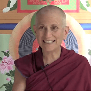 Exploring Monastic Life program with Venerable Thubten Chodron and the Monastics of Sravasti Abbey