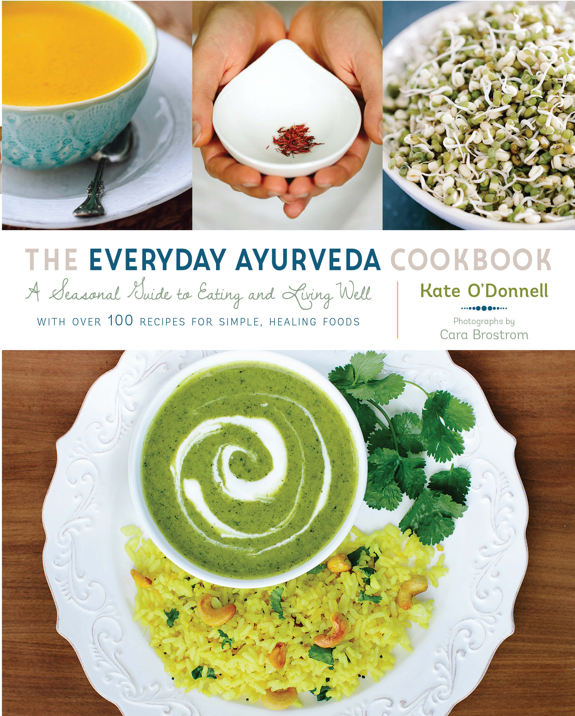 South Indian Sambar from Everyday Ayurveda