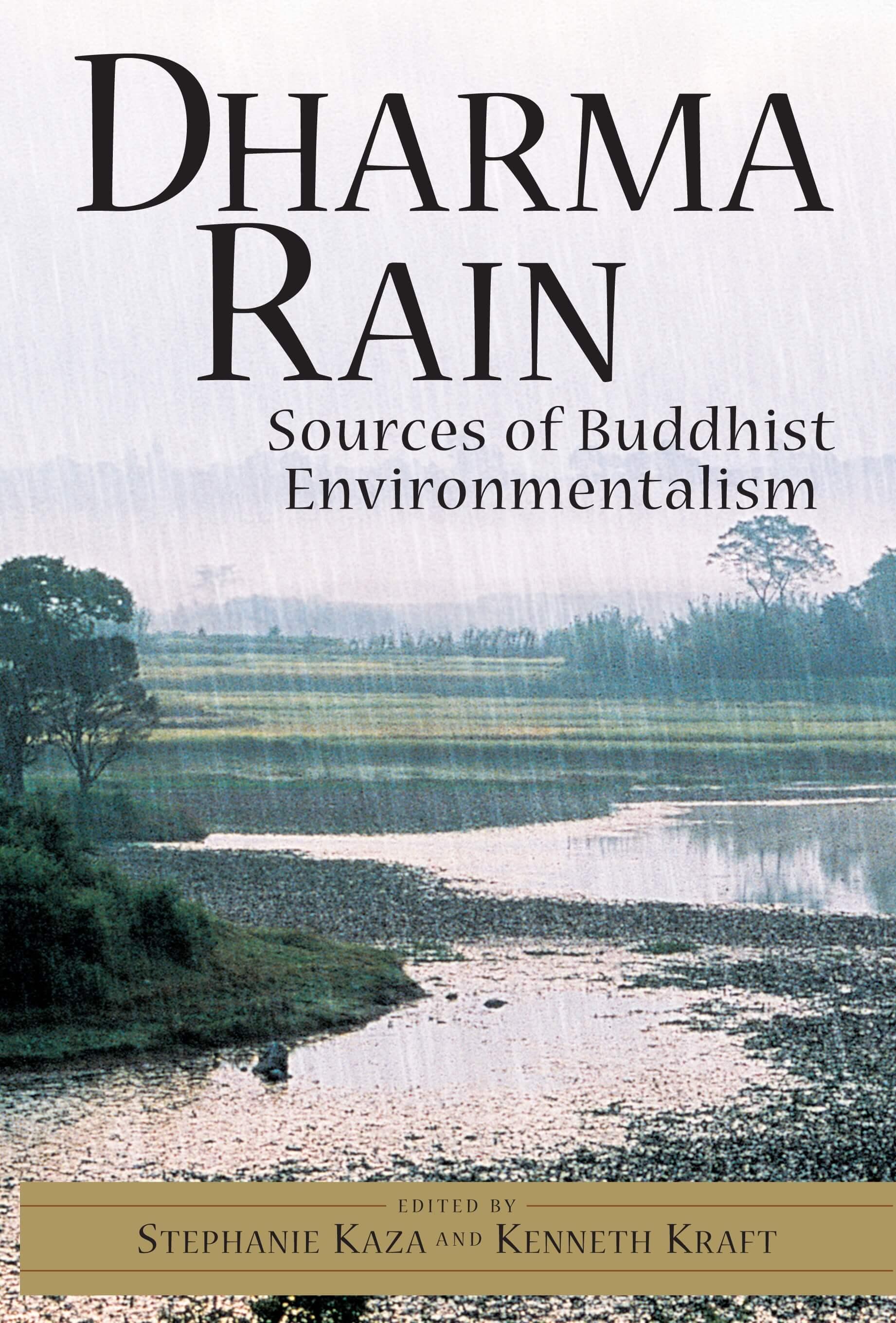 Dharma Rain mech
