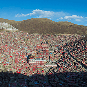The Levels of Study of the Karma Kagyu at Larung Gar