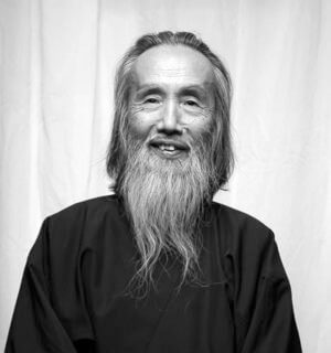 Zen Brush Workshop with Kazuaki Tanahashi