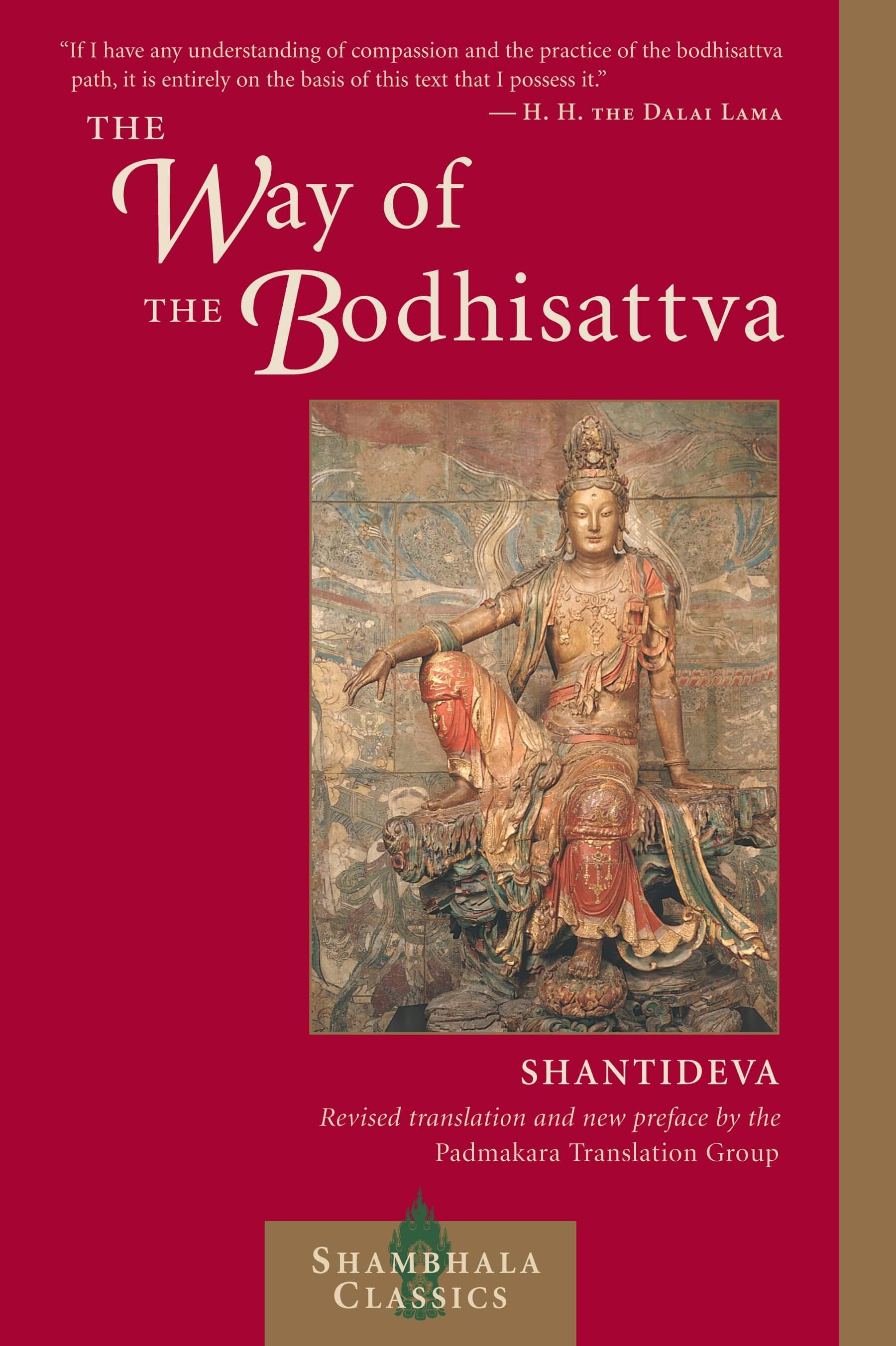 Translating the Way of the Bodhisattva