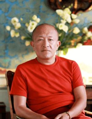 Dzongsar Khyentse Rinpoche in Berlin