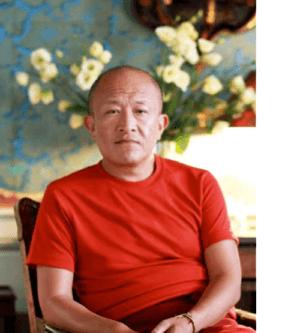 Dzongsar Khyentse Rinpoche at Lerab Ling