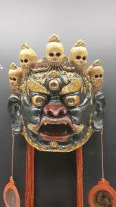 Traditional Tibetan Ritual Arts, Cloth Mask Making