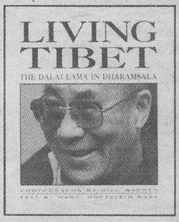 Living Tibet the Dalai Lama in Dharamsala   Shambhala