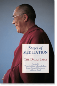Stages of Meditation Training the Mind for Wisdom By H.H. the Fourteenth Dalai Lama and Kamalashila Translated by Ven. Geshe Lobsang Jordhen Losang Choephel Ganchenpa and Jeremy Russell
