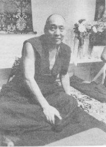 The Venerable Tara Tulku Rinpoche, Gaden Tenzin Ling, a Tibetan Buddhist meditation center