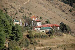 Thupten Choling Monastery, Nepal, Tibetan Buddhism,