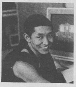 Ven. Pema Losang Chogyen (1957-1996), Director of Namgyal Monastery Institute of Buddhist Studies, M.A. in religion and continues his PhD. studies at Columbia University