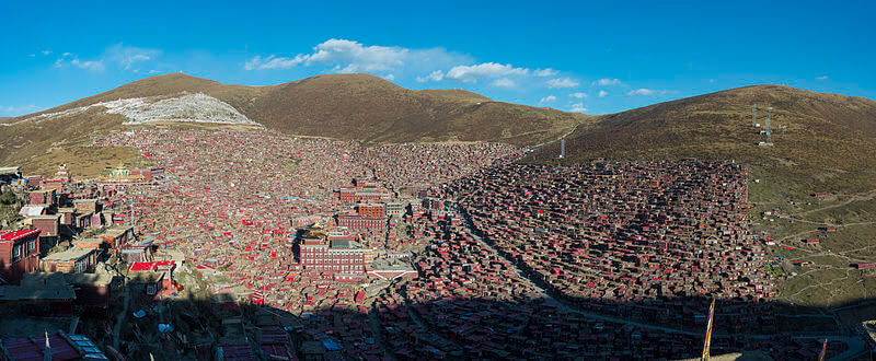 Larung Gar Resource Guide